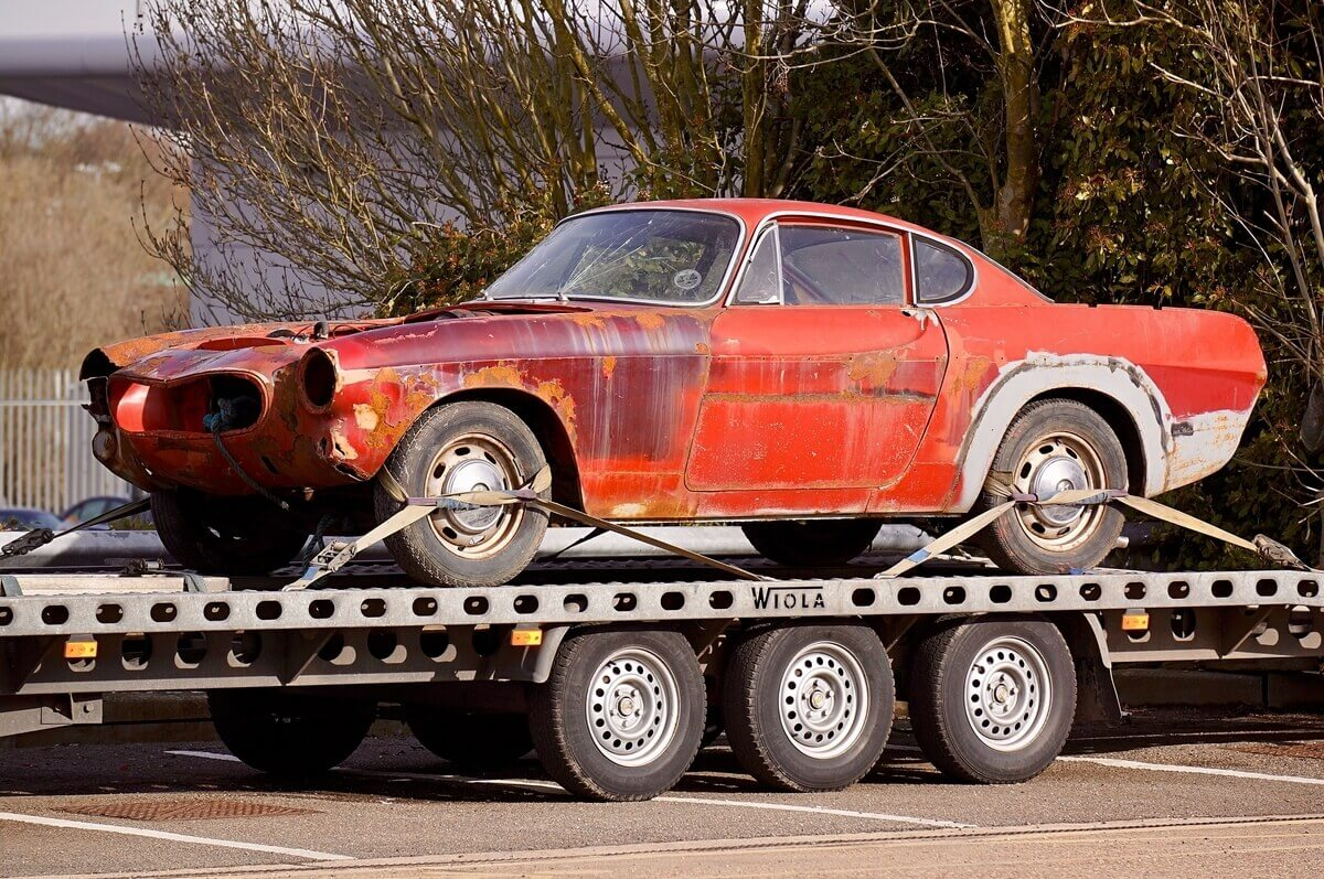 wrecked car removal australia   cash for wrecked cars