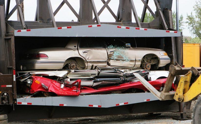 Dispose Of Junk Car