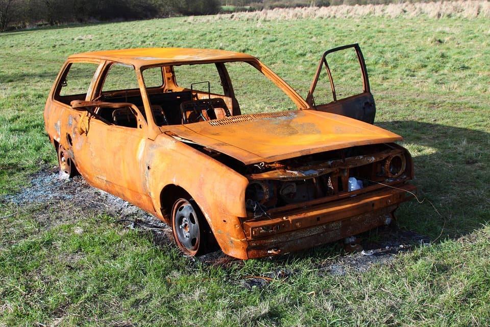 scrap car pick up