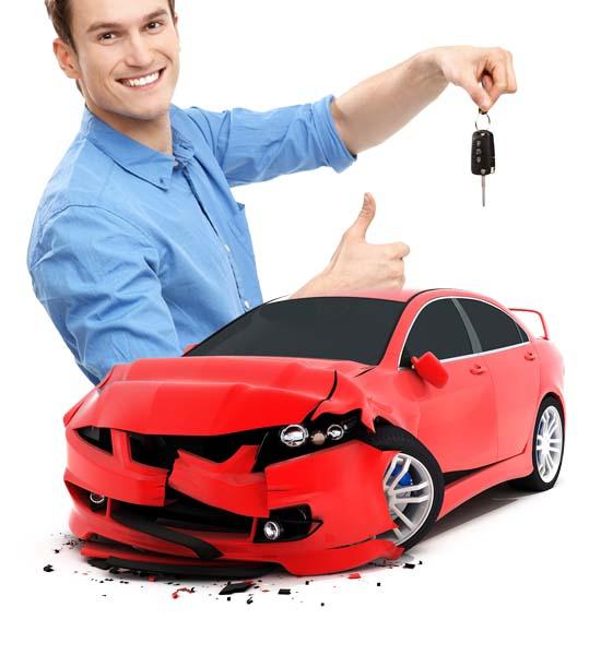 Damaged Cars for Sale