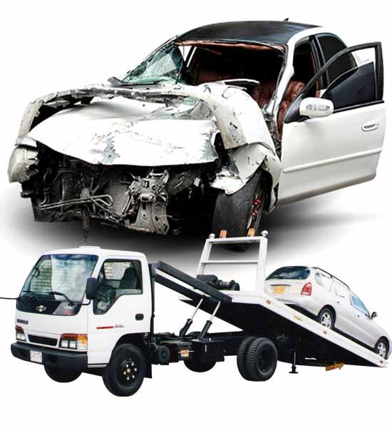 Free Damaged Car Removal