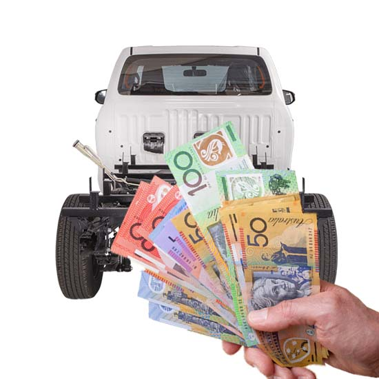 Free UTE Removal for Cash