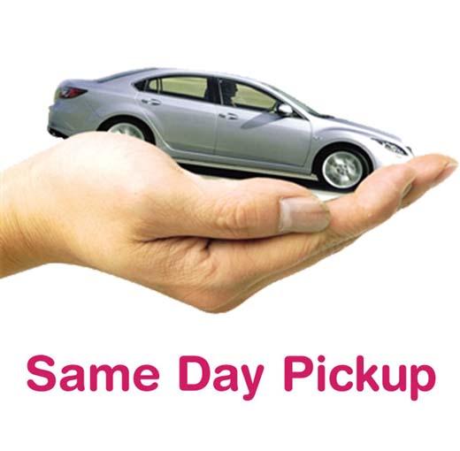 Same-day Pickup Junk Vehicles