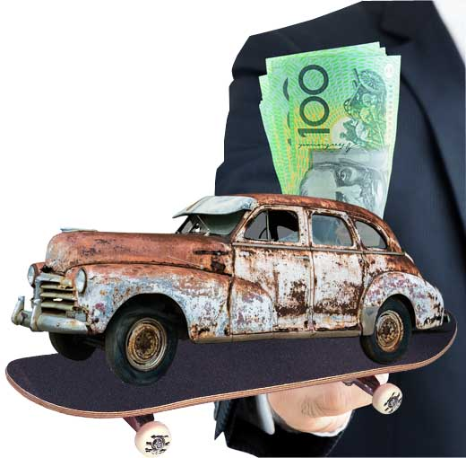 Scrap Cars Removal Newcastle for Cash