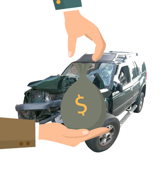 Sell Your Damaged Cars